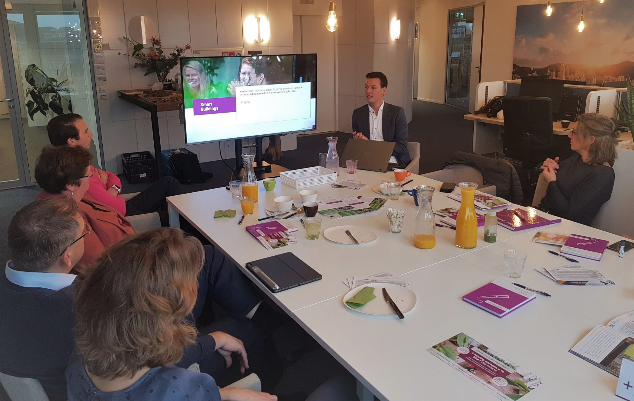 Expertmeeting: Slimme services